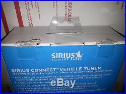 NEW SIRIUS SCC1 CONNECT SATELLITE RADIO VEHICLE CAR TUNER SC-C1 XM FREE SHIP