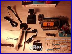 NEW SP-TK1 Sirius Sportster Satellite Radio with Remote & car kit