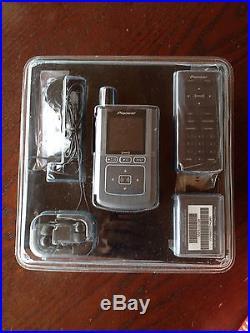 NEW XM2go Portable Satellite Radio and MP3 Player Pioneer inno gex-inno2bk