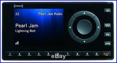 NEW XM XDNX1V1 Onyx Dock-and-Play Radio with Car Kit