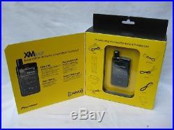 New Pioneer GEX-XMP3 Portable XM Satellite Radio Receiver with Home Kit XMP3