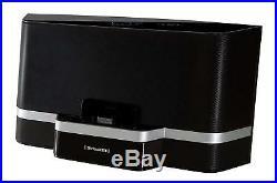 New SIRIUS SXABB2 Portable Speaker Dock Black SIRIUS/XM Satellite Radio BB2
