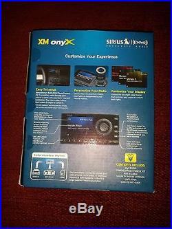 New Sealed Sirius XM Radio Onyx Satellite Radio Receiver withCar Kit No Reserve