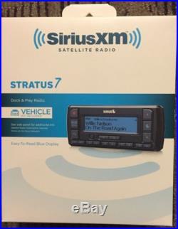 New Sirius Satellite Radio Stratus 7 Vehicle Kit SSV7V1 Receiver
