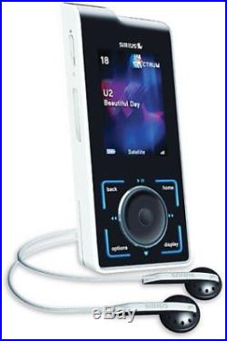 New Sirius Stiletto 100 Satellite radio receiver & accessories SL100PK1 Sealed