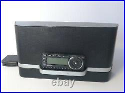 Nice Sirius XM Satellite Radio Portable Boombox SXABB1 w Starmate 5 ST5 Receiver