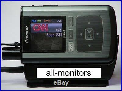 Pioneer GEX Inno/GEX-INN01 XM MP3/Xm2go Receiver