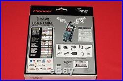 Pioneer Inno XM2Go Portable Satellite Radio GEX-INNO1 Brand New Sealed