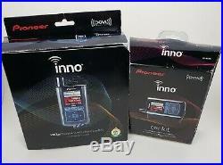 Pioneer Inno xm2go GEX-INNO1 XM Portable Satellite Radio MP3 with inno Car Kit