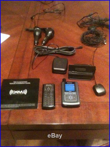 Pioneer inno xm radio