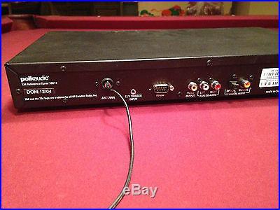 Polk Audio XRt12 For XM Home Satellite Radio Receiver