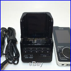 Possible LIFETIME ACTIVATED SIRIUS STILETTO SL10 RECEIVER with Dock & Cable