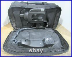Qualcomm Globalstar 1410 Satellite Phone Portable Docking Station/Carrying Case