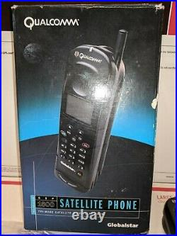 Qualcomm Globalstar GSP-1600 Tri-Mode Portable Satellite Phone