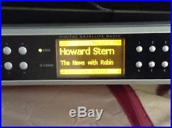 Read Activated Audiovox Sirius Digital Satellite Radio Receiver Ce1000sr Home XM