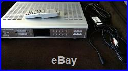 Rare Sirius SR-H550 Satellite Radio Lifetime Active Subscription 125+ Channels