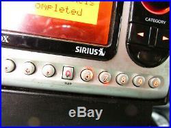 SIRIUS OLDER Radio Receiver LIFETIME Activated Vintage Estate working 4 years AU