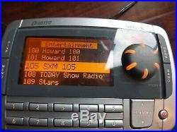 SIRIUS Orbiter SR4000 XM radio receiver WithHome kit- LIFETIME ACTIVE SUBSCRIPTION