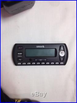 SIRIUS Radio SV4 +LIFETIME ACTIVATED BOOMBOX Dock SXABB1 Active