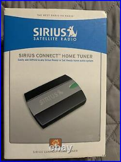 SIRIUS SCH1 Connect Home Tuner SCH-1 For Sirius Ready Radio New FACTORY SEALED