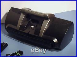 SIRIUS SP4 RADIO RECEIVER SUBX1 BOOMBOX CAR KIT BUNDLE