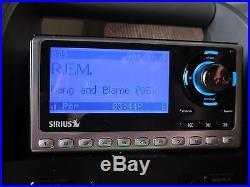 SIRIUS SP4 Sportster4 XM satellite Radio WithO BoomBOX LIFETIME SUBSCRIPTION