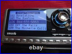 SIRIUS SP4 Sportster 4 XM radio receiver ONLY ACTIVE LIFETIME SUBSCRIPTION