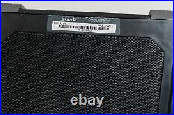 SIRIUS SP4 XM Radio With Boombox SUBX1 LIFETIME SUBSCRIPTION + Cords GREAT VALUE