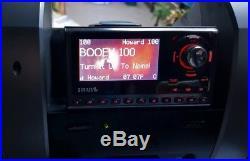 SIRIUS SP5 XM satellite radio, and Boombox LIFETIME SUBSCRIPTION