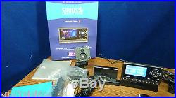 SIRIUS SPORTSTER 5 SATELLITE RADIO with LIFETIME SUBSCRIPTION CAR & HOME KITS
