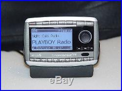 SIRIUS SPORTSTER SP-R2 RADIO ONLY 87.7 STRONG FM ACTIVATED with WARRANTY