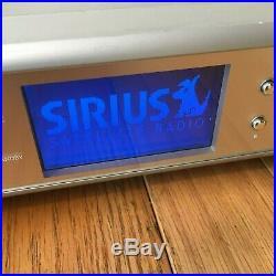 SIRIUS SR-H550 Satellite Radio TUNER