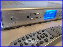 SIRIUS SR-H550 Satellite Tuner-LIFETIME SUBSCRIPTION-Guaranteed or Money Back