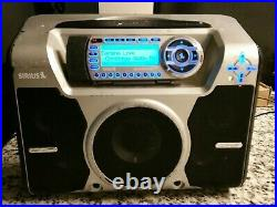 SIRIUS ST2 Starmate Radio Receiver with ST-B2 Boombox Active Lifetime Subscription