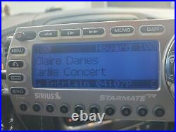 SIRIUS ST2-r Starmate Lifetime subscription unit Only