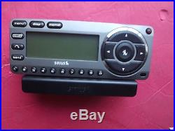 SIRIUS ST3 Starmate 3 XM radio Receiver/W car kit-LIFETIME SUBSCRIPTION