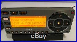 SIRIUS ST3 Starmate 4 satellite radio receiver with LIFETIME subscription