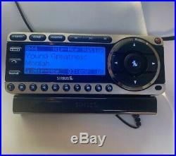 SIRIUS ST4R Starmate 4 satellite radio receiver with LIFETIME subscription