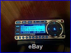 SIRIUS ST4 Starmate 4 XM radio Receiver with car kit - LIFETIME SUBSCRIPTION