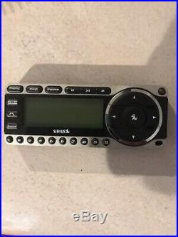 SIRIUS ST4 Starmate 4 XM radio receiver With Dock Active LIFETIME SUBSCRIPTION