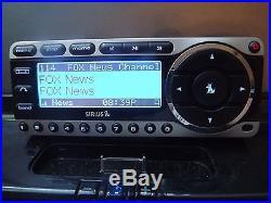 SIRIUS ST4 Starmate 4 XM satellite radio Receiver Only-LIFETIME SUBSCRIPTION