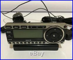 SIRIUS ST4 Starmate 4 satellite radio receiver with LIFETIME subscription