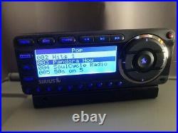 SIRIUS ST4-TK1 Starmate 4 Activated Active Satellite Radio Receiver with Car Kit