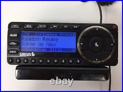 SIRIUS ST5 Starmate 5 XM Satellite Radio Lifetime Subscription