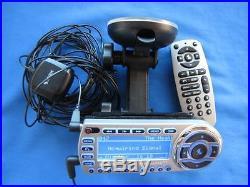 SIRIUS STARMATE ST2 CAR AND HOME SATELLITE RADIO RECEIVER