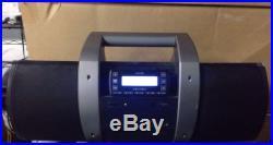 SIRIUS SUBX1 Satellite Radio Boombox Speaker Dock for Sporster 5, Stratus (Used)