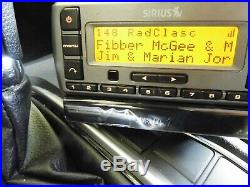 SIRIUS SV3R Satellite Radio ACTIVE SUBSCRIPTION Howard Stern With Extras