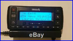 SIRIUS Satellite Radio BUNDLE WITH ACTIVE LIFETIME SUBSCRIPTION