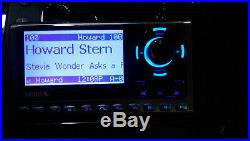 SIRIUS Satellite Radio Sportster 4 with Car AND Home Kit LIFETIME SUBSCRIPTION