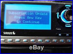 SIRIUS Sportster 4 SATELLITE possible Lifetime Activated Subscription + Dock SP4